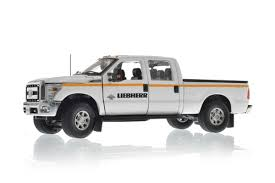 Ford F-250 Pickup Trucks diecast scale models