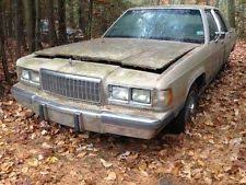 mercury marquis other 1989 mercury grand marquis drivers left rear window switch w ash tray