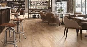 tiling trends wood effect porcelain floor tiles
