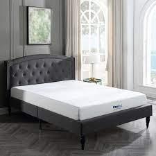 sleep options cool top 8in um gel