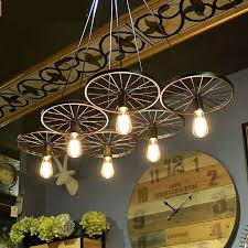 contemporary ceiling light chandelier 6 bulbs metal shades antique bronze finish paige crystal