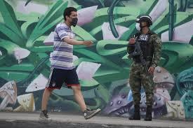 Fe c h a : Sabe Cual Es Su Upz Estos Son Los Barrios En Cuarentena En Bogota El Espectador
