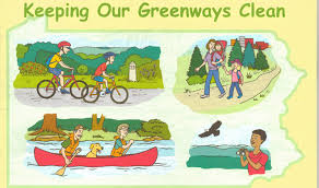 pa environment digest blog keeping our greenways clean grade keeping our greenways clean grade school publication now available