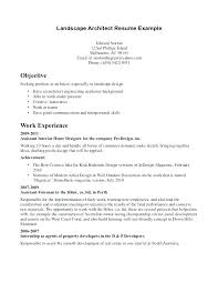 Landscaping Resume Landscaping Resume Pdf Samples Skills Intended For Examples Foreman