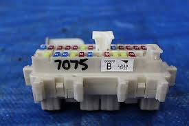 2016 16 nissan 370z nismo oem ipdm interior junction fuse box vq37 for we have a 2016 16 nissan 370z nismo oem ipdm interior junction fuse box vq37 z34 7075 item is in good condition and full working order