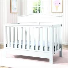 modern mini crib modern mini crib mini cribs modern seahorse dust ruffle embroidered cotton blend star