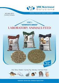 LABORATORY ANIMALS FEED | VRK Nutritional Solutions | Animal Feed ...
