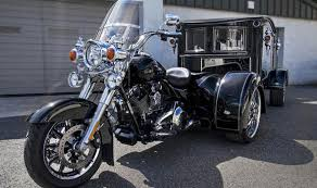 harley davidson hearse funeral home launches first of its kind