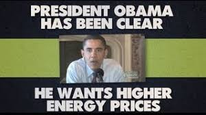 President Obama Wants Higher Energy Prices - YouTube