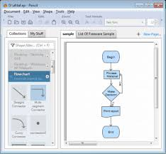 best free flowchart software for windowspencil is a handy drawing tool which is primarily used for creating desktop and mobile drawing  but you can also use it for making flowchart and diagram
