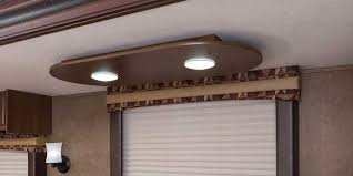 rv ceiling light designs