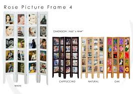 high quality large multi picture photo frame 20 frames