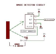 a very simple proximity detector 9 steps a very simple proximity detector