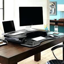 raise desk height sit stand monitor riser raise desk to standing height risers for reviews legs raise desk height
