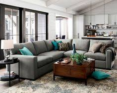 crate and barrel living room ideas. Shop Alvarez Mineral Blue Hand Tufted Rug Impressionist Oriental Lets The Eye Combine Small Dots Of Contrasting Color, Blending Together Into A Painterly Crate And Barrel Living Room Ideas
