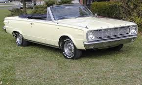 Image result for 1966 dodge dart convertible