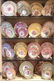 Fine China Display Stands 100 Best Cup Saucer Displays Images On Pinterest Tea Time 23