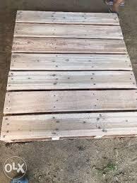 brand new wooden pallets