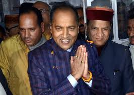 Bjp Leader Jairam Thakur To Swear In As Himachal Pradesh Cm Shortly
