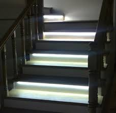 led stairway lighting. LED Strip For Stair Lighting Decoration Led Stairway