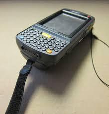 motorola 853. symbol motorola mc70, barcode scanner, handheld computer, docking station mc7004 853