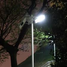 mini alpha 600x solar street light