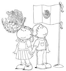 Mexico Flag Coloring Page Mexican Flag Coloring Page Flags ...