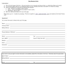 Free Printable Fill In The Blank Resume Templates Free Free Printable Fill In The Blank Resume Templates Blank Cv 40