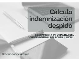 Resultado de imagen de cálculo de la cuantía de las indemnizaciones laborales por extinciones de contrato de trabajo