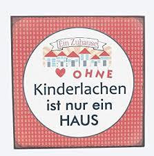 Gw Vintage Blechschild Mit Sprüchen Und Weisheiten Im Shabby Look