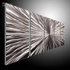 best metal wall art abstract contemporary sculpture home decor modern huge explosion 111060b metal wall under 106 96 dhgate com
