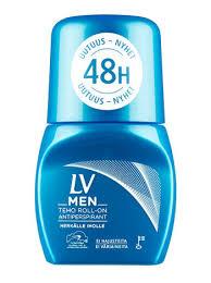 <b>LV</b> Men Мужской шариковый антиперспирант с <b>защитой</b> 48 ч без ...