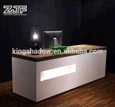 reception table design for office. 2016 modern beauty salon reception deskoffice front desk counterhotel counter design table for office