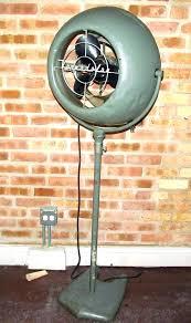 vine floor fan round