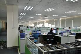 office lighting solutions. Contemporary Lighting Commercial LED Lighting Which Can Provide Comfortable Illumination And  Create Atmosphere Of Wellbeing  Is Very Popular  In Office Lighting Solutions S