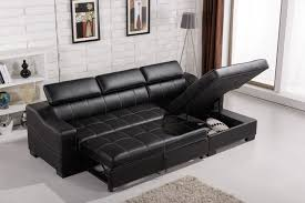 enchanting beige upholstery leatherette convertible ottoman ideas astonishing black top grade tufted leather queen sofa beds