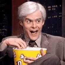Eating Popcorn GIFs | Tenor