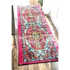 teal runner rug dark green duck egg olive rugs distressed abstract vintage oriental multi x 8 teal runner rug