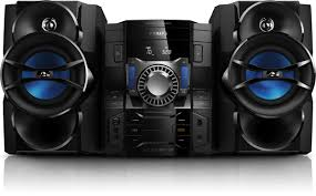 sound system. mini hi-fi system sound