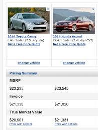 2014 Toyota Camry L vs. 2014 Honda Accord LX: Which mid-size sedan ...