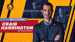 Assistant coach louis lancaster, who was placed on leave at the same time as. Utah Royals Fc Appoints Craig Harrington As Head Coach Real Salt Lake