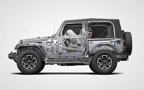 2018 jeep wrangler vlp safety and security pillar