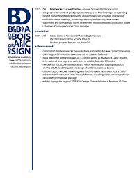 barbara dubois design portfolio resume pagereferences available upon request  barbara dubois resume  barabara dubois resume page