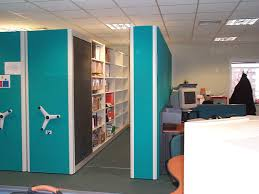 office storage solutions. office storage and mobile shelving setups solutions o