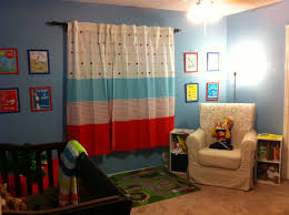 bedroom curtains red blue  blue kid good looking pictures of ikea children curtain for kid bedro