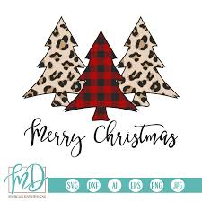 Please make sure that the discount has been applied before you. Merry Christmas Svg Buffalo Plaid Tree Svg Leopard Tree Svg Morgan Day Designs