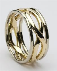 infinity wedding rings. mens celtic wedding rings mg-wed166 infinity i
