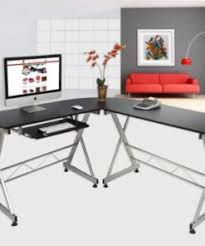Corner desk office Small The Product Is Already In The Wishlist Browse Wishlist Office Furniture Lshape Computer Desk Office Home Corner Desk Workstation Pc Laptop