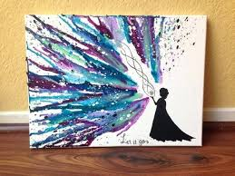 full size of amazing melted crayon art ideas diy melting heart amusing silhouette with let it