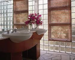 Home Accecories  Ideas For Bathroom Window Blinds And Coverings Blinds For Bathroom Windows